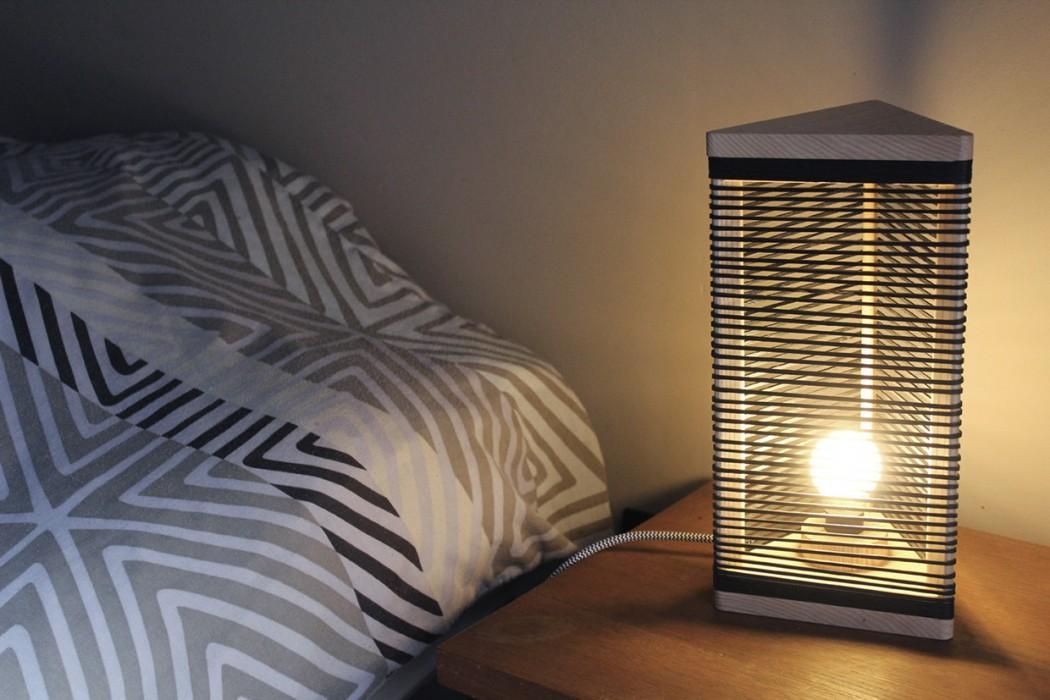 Sohka Lamp By Malet Thibaut Design