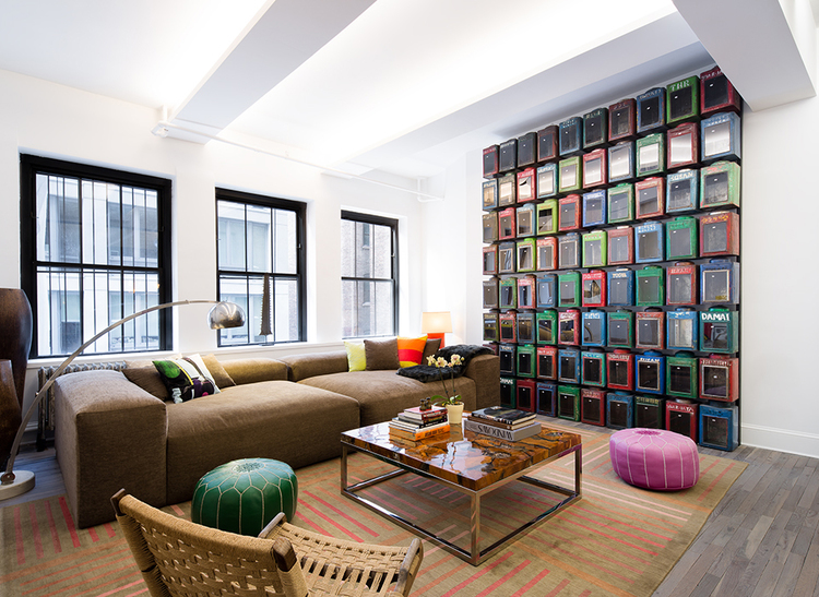 New york loft by matiz architecture design for Interior decoration new york style