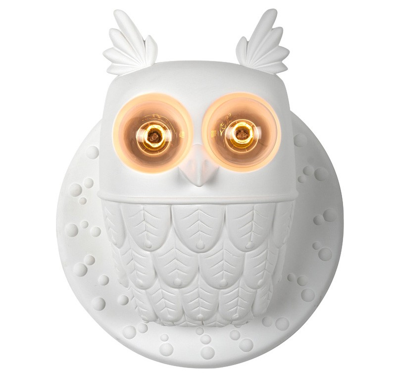Ti Vedo Owl Lamps By Matteo Ugolini For Karman Design
