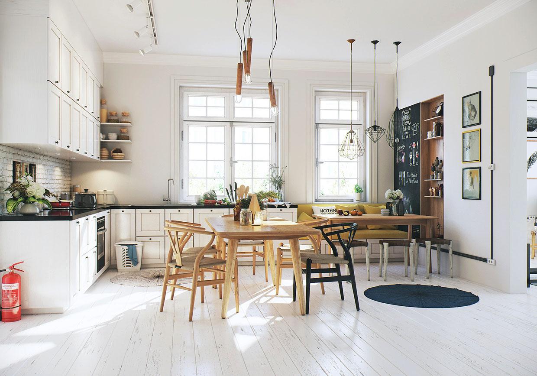 Scandinavian design locations