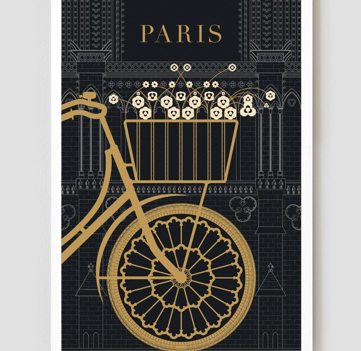 Paris-Traveler-Series