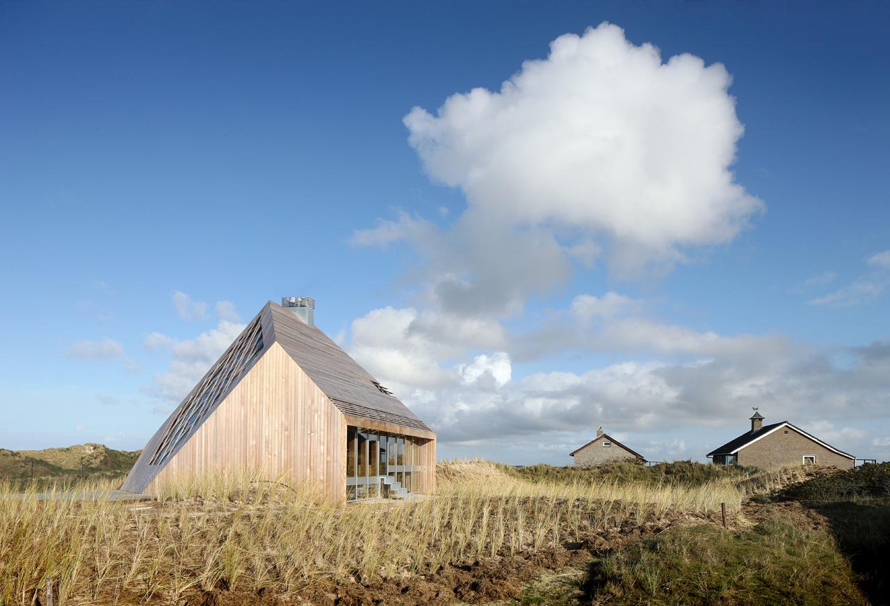 Dune House By Marc Koehler Architects Design