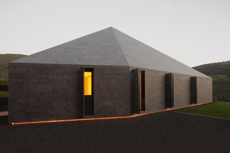 Jacopo mascheroni montebar villa 12 design for Architecture suisse