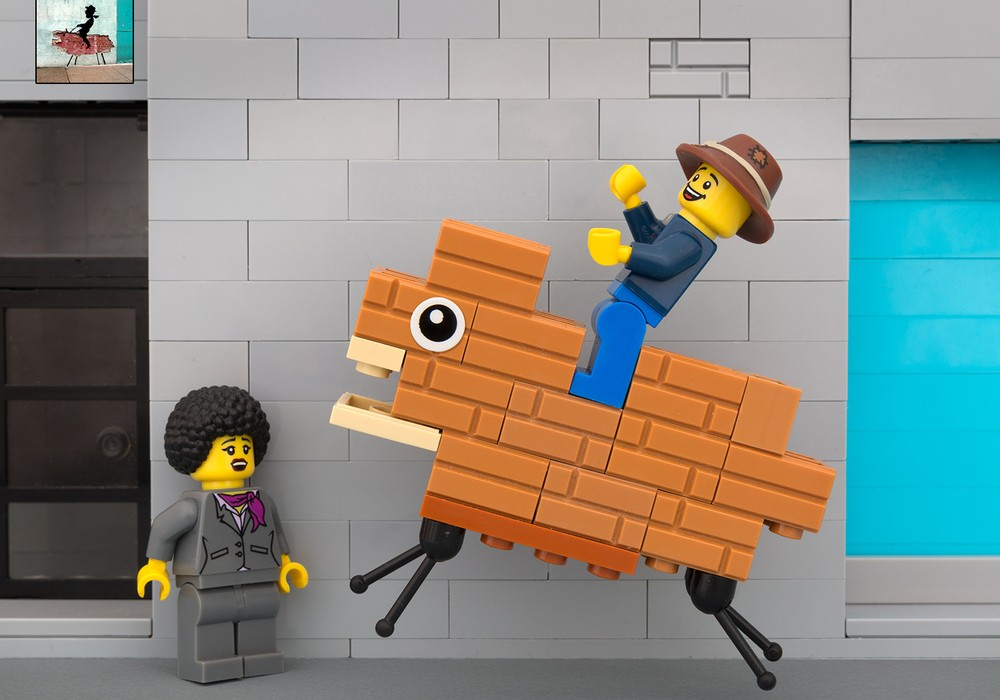 Breaking in a spirited stack of bricks can be backbreaking. Sometimes you need to call in the Masonry Whisperer.