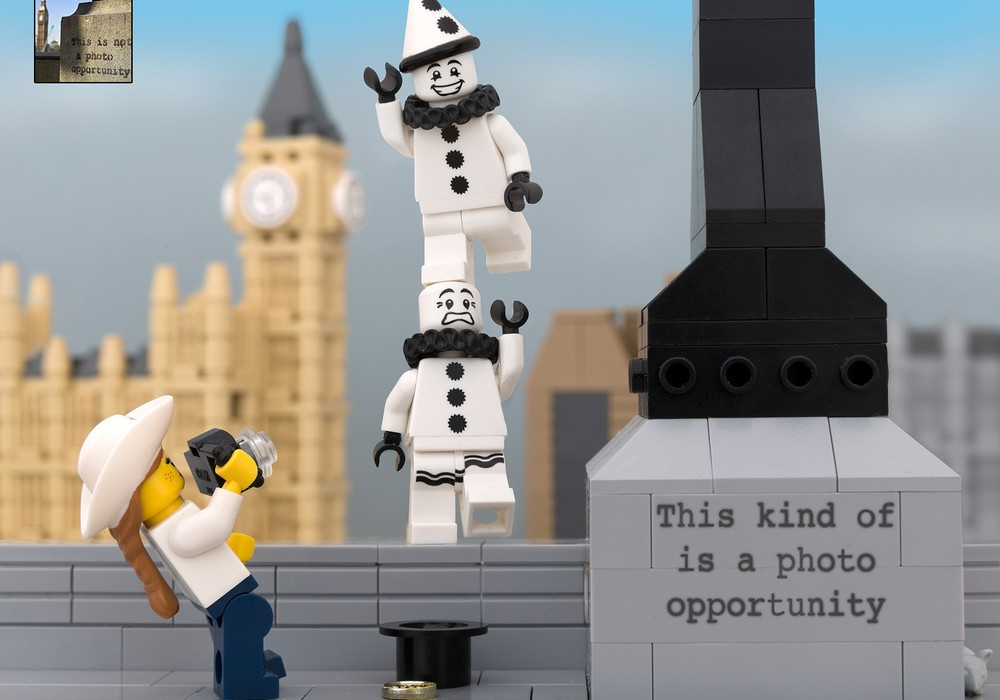 There's got to be an angle of Big Ben the world hasn't seen, though it's not for lack of trying.