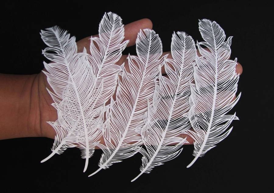 papercutonesheetofpaper1-900x636