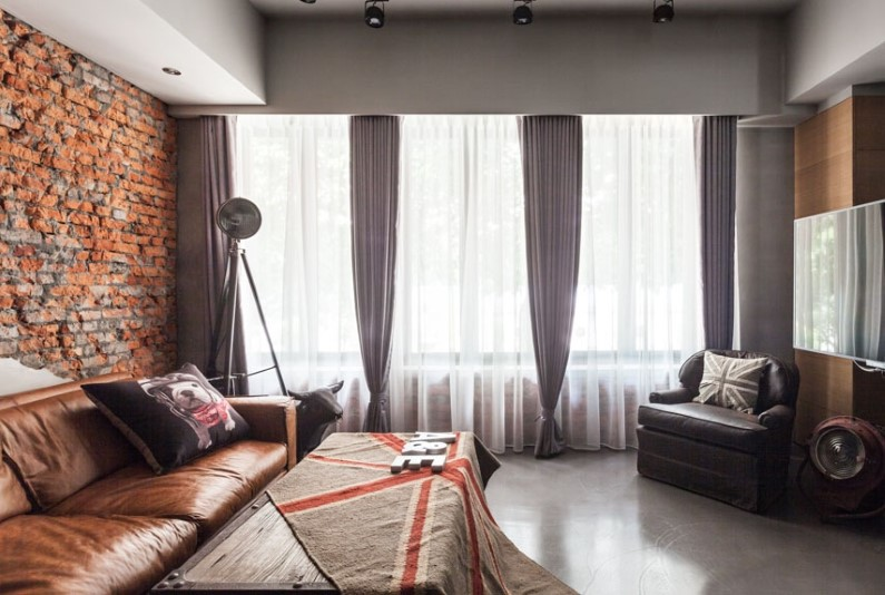 Living-room-design-apartment-in-Taipei-Taiwan