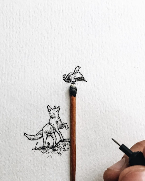Pencil_Top_Drawings_Detailed_Micro_Illustrations_That_Seem_To_Balance_On_Pencil_Tips_2016_04