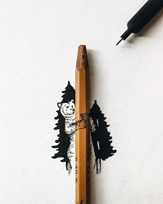 Pencil_Top_Drawings_Detailed_Micro_Illustrations_That_Seem_To_Balance_On_Pencil_Tips_2016_05