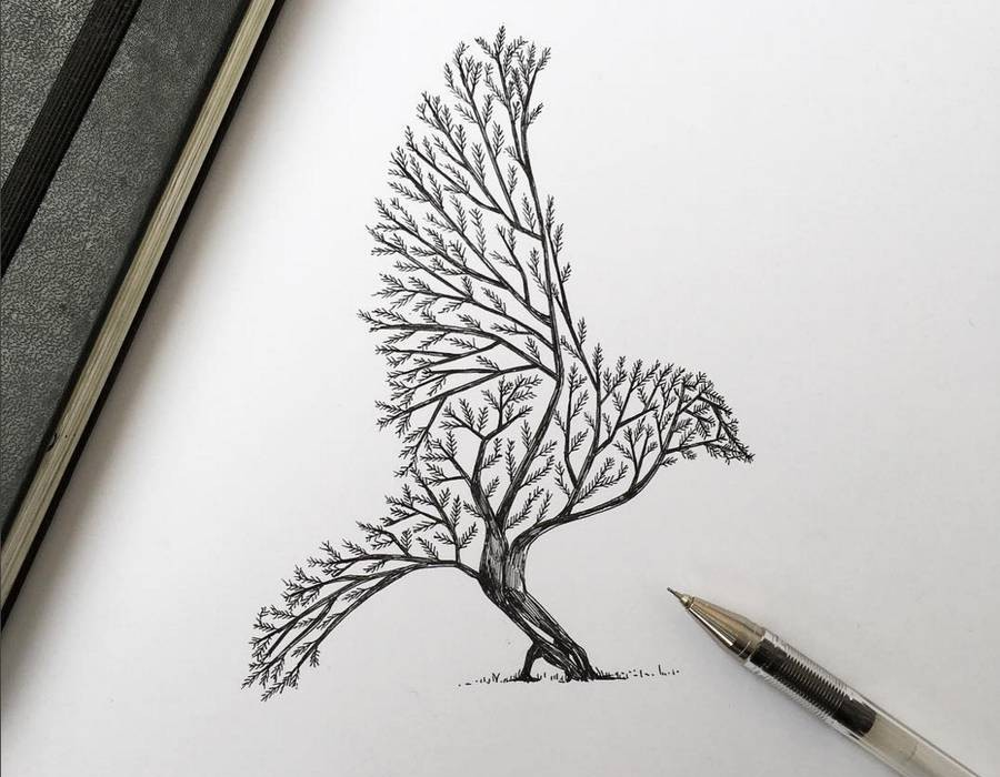 blackinkpenillustrations4-900x797