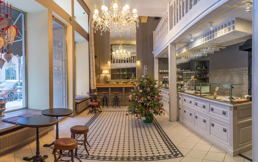 La maison du croissant by innexus interiors design - La maison du stickers ...