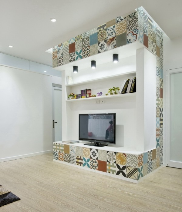 Ceramic-Tiles-Used-as-a-Decorative-Material-HT-Apartment-in-Vietnam-10