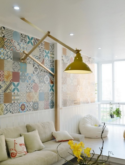 Ceramic-Tiles-Used-as-a-Decorative-Material-HT-Apartment-in-Vietnam-13