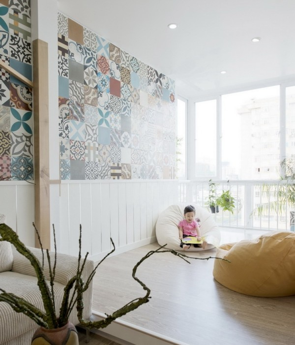 Ceramic-Tiles-Used-as-a-Decorative-Material-HT-Apartment-in-Vietnam-14
