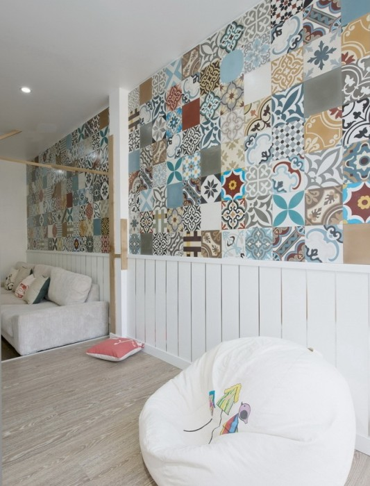 Ceramic-Tiles-Used-as-a-Decorative-Material-HT-Apartment-in-Vietnam-16