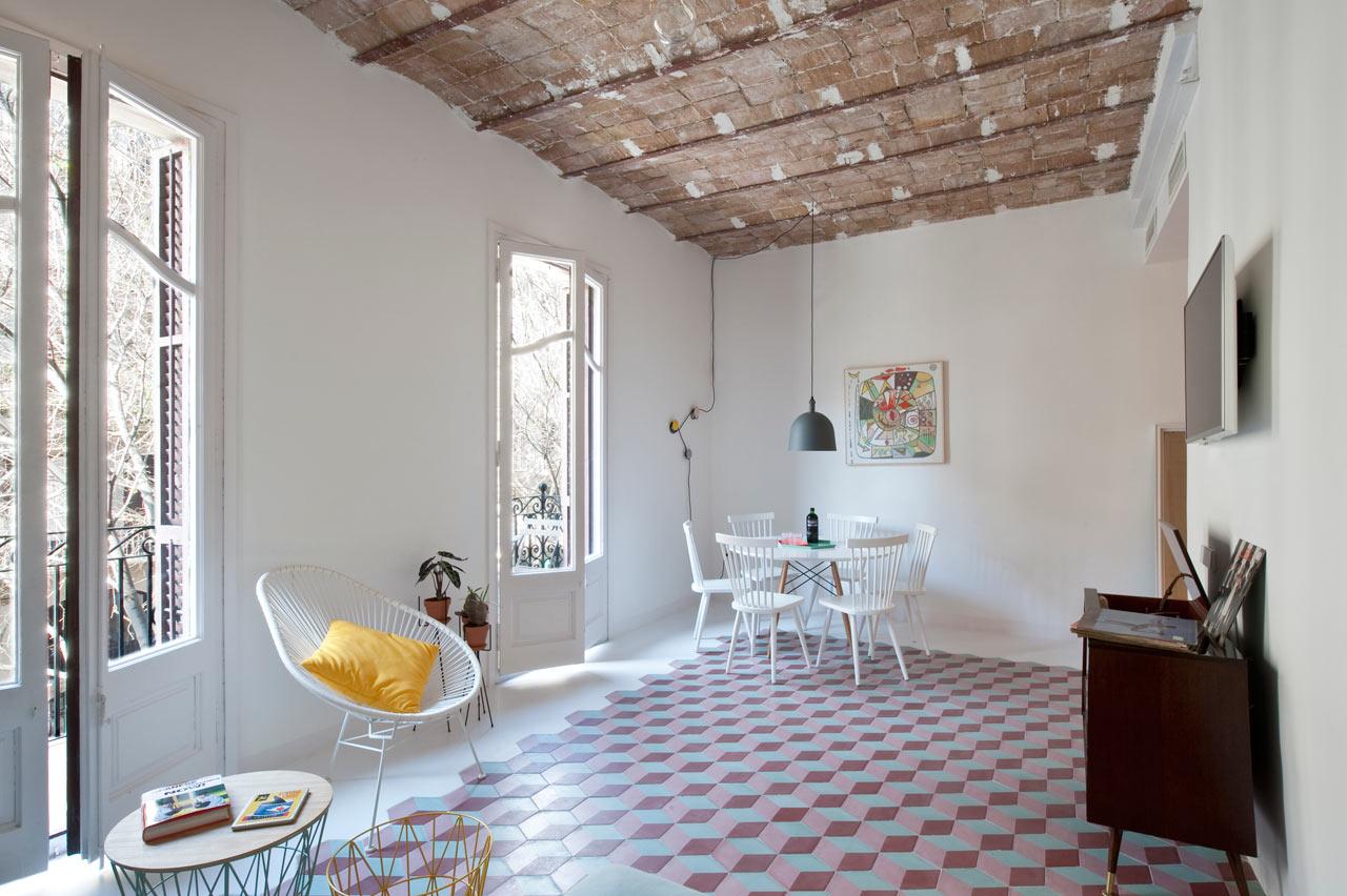 Tyche apartment by casa colombo serboli architecture for Casa design