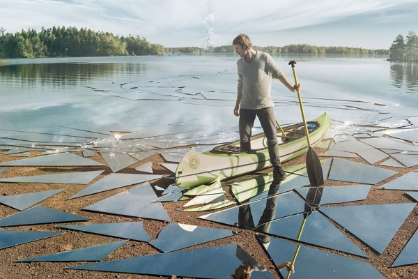 Brain-bending photography by Erik Johansson
