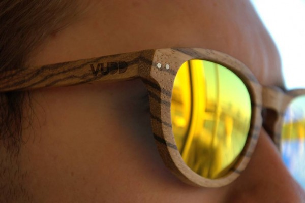 VUDD: Immaculate Wooden Sunglasses