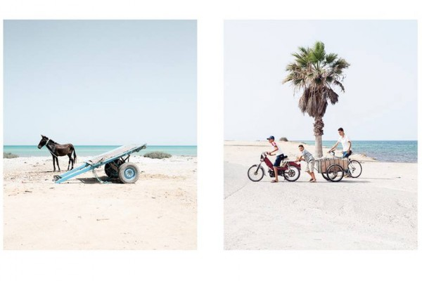 Along Tunisian Beaches by Yoann Cimier