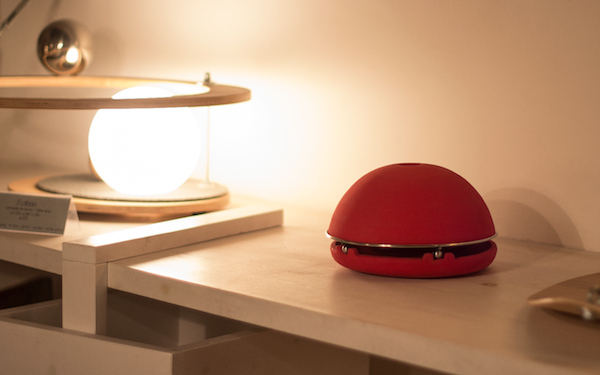 Egloo: Smart heater working without electricity