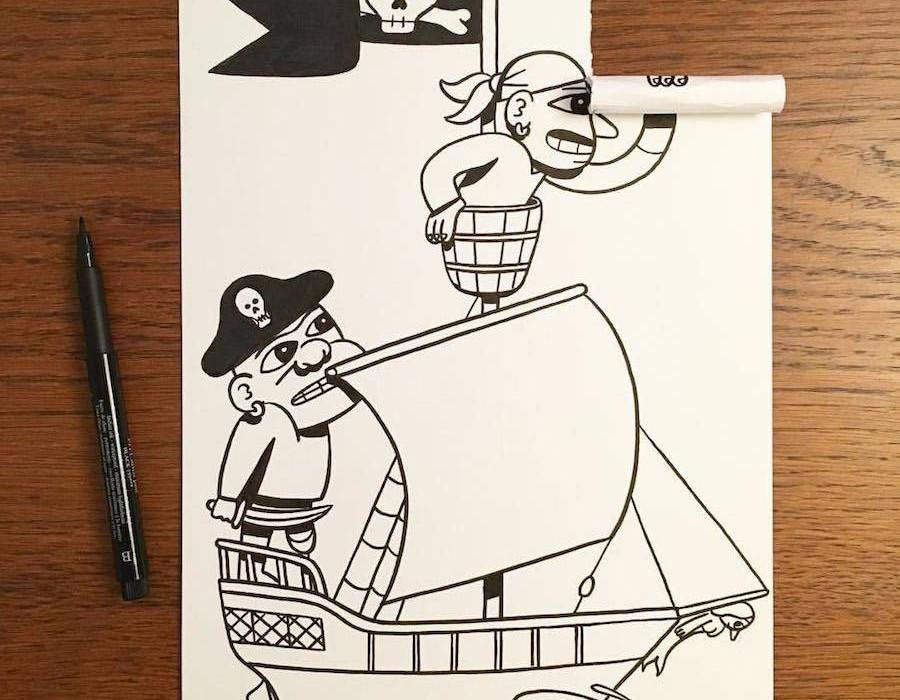 inventive-and-hilarious-3d-paper-cuts-12-900x900