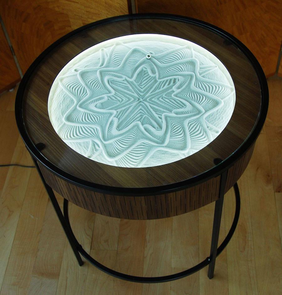 Sisyphus The Kinetic Art Table Design