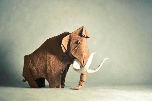 Origami Art By Spanish Artist Gonzalo Calvo