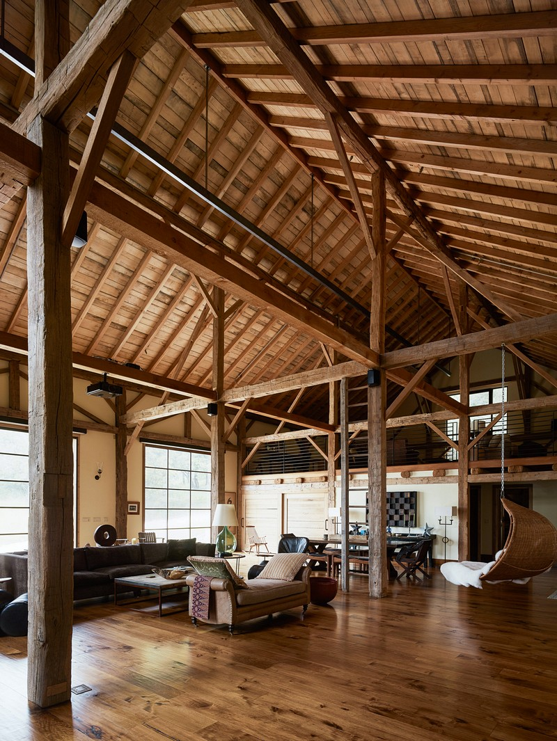 Big Sur Barn By Studio Schicketanz Design