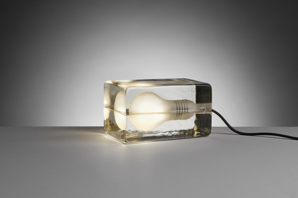 Block Lamp designed by Harri Koskinen