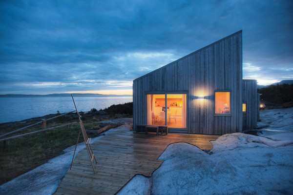 k.21 Skardsøya by TYIN tegnestue architects