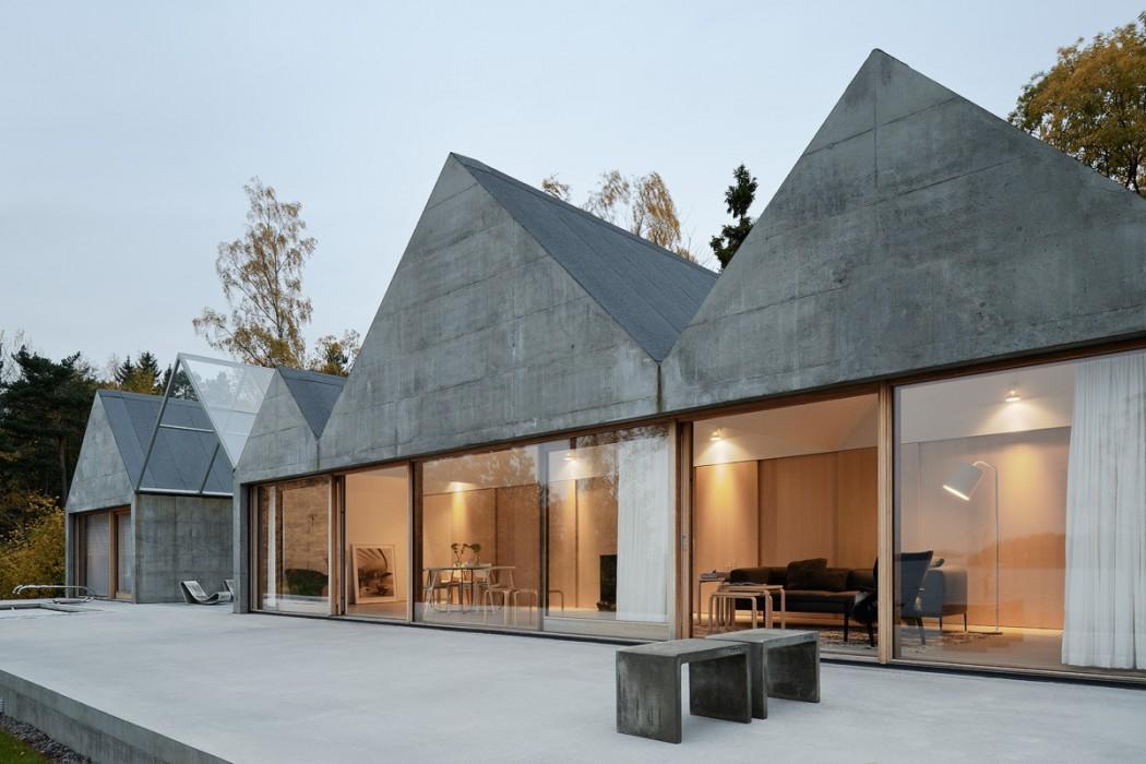Lagnö House, Tham & Videgård Arkitekter