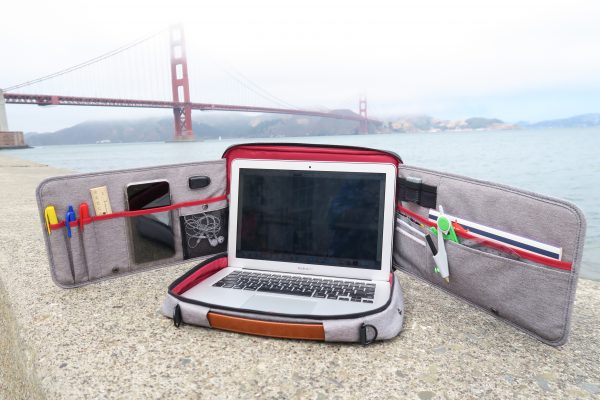 Private Mobile Workstation Laptop Bag