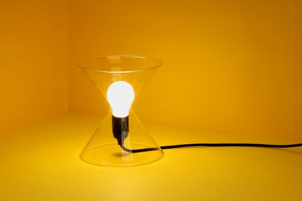 JAL: A handcraft glass lamp designed by MOS