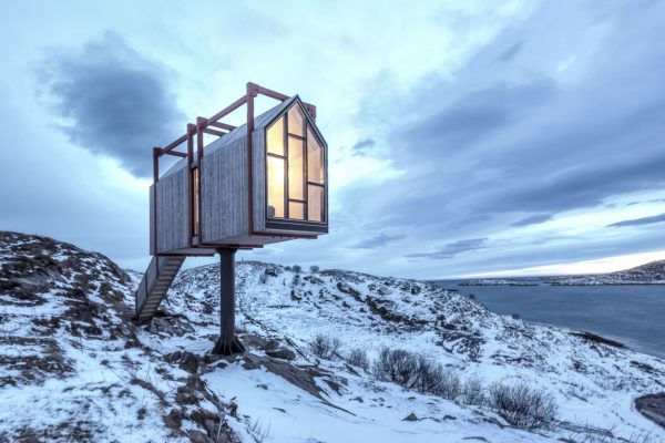 Ffordypningsrommet Fleinvaer / TYIN Tegnestue + Rintala Eggertsson Architects