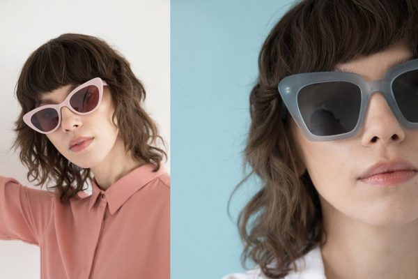 Lowercase Eyewear 2018 Spring / Summer collection.