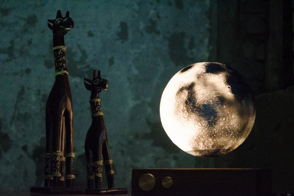 Ultimate Floating Moon Lamp: Lunevis