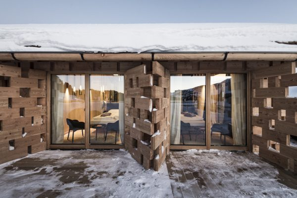 A Hotel At High Altitude by noa* network of architecture