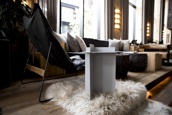 The Fink Side Table: From Disposable To Durable