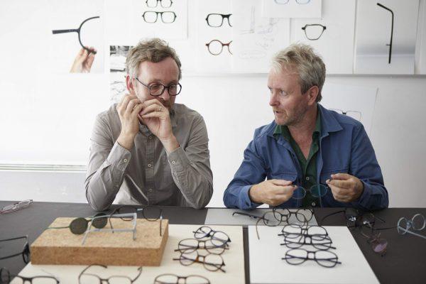 JINS Eyewear collaboration with Ronan & Erwan Bouroullec