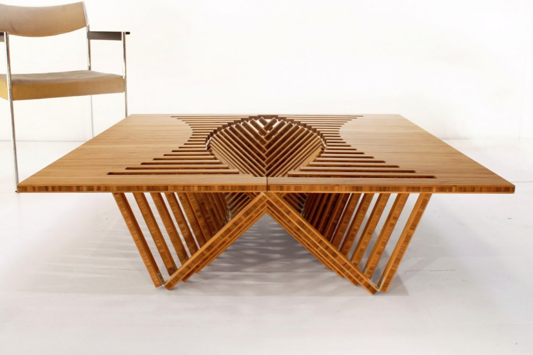 rising table scale
