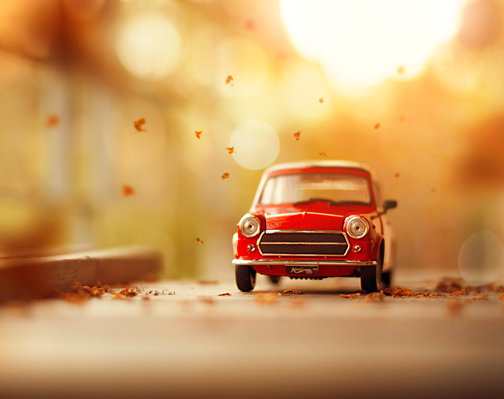 Miniature Vehicles By Ashraful Arefin Design