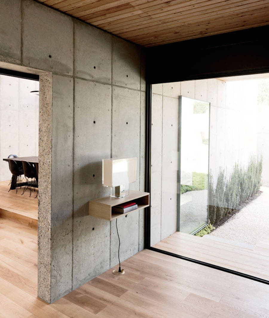 Concrete Box House By Robertson Design Design
