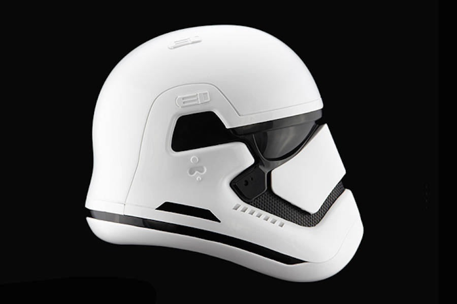 Star Wars Stormtrooper Helmet Design