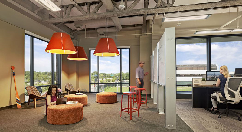 Tripadvisor Headquarters In Needham Massachusetts Design