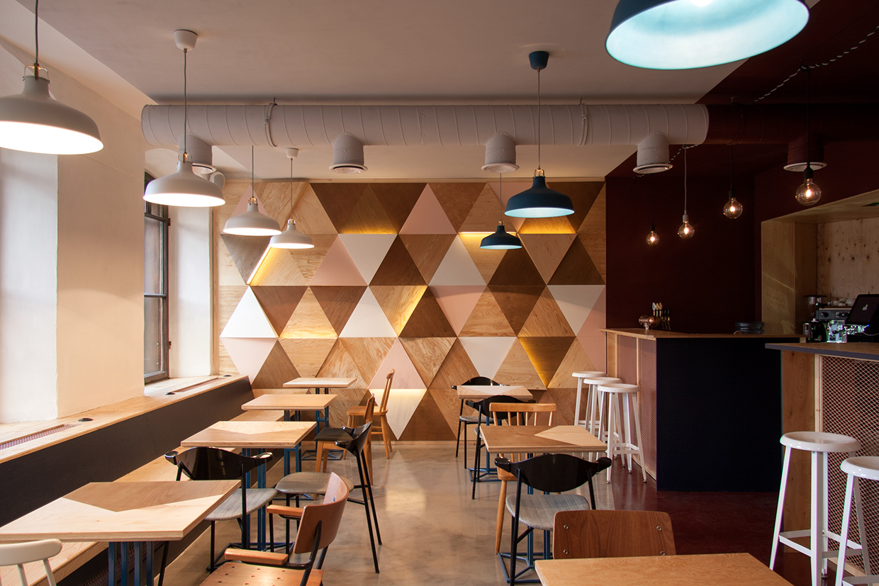 Cafe Restaurant Wall Design : Asian cafe bar in saint petersburg design