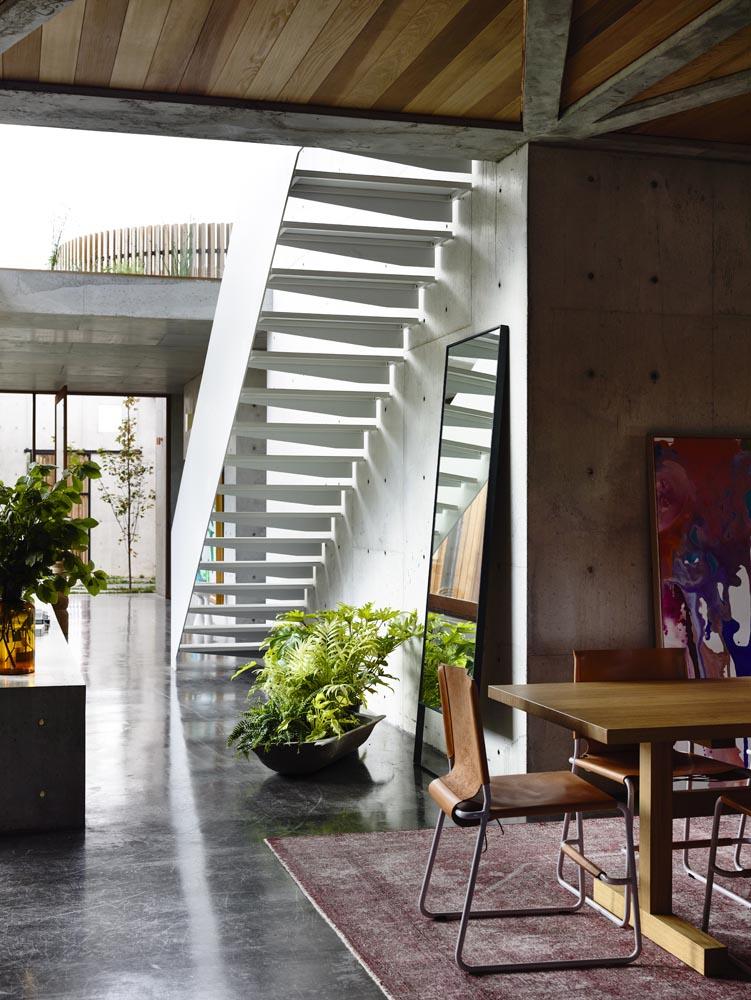 concrete house 1 by auhaus architecture - Concrete House 2016