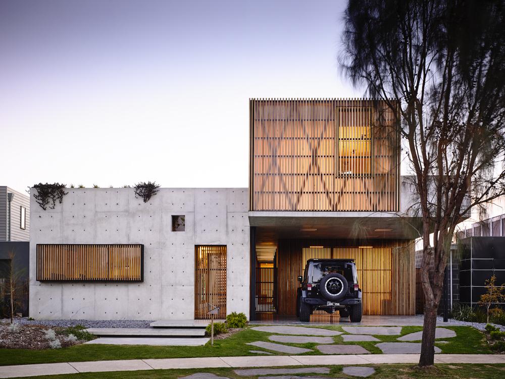 Concrete House 1 by Auhaus Architecture | Design