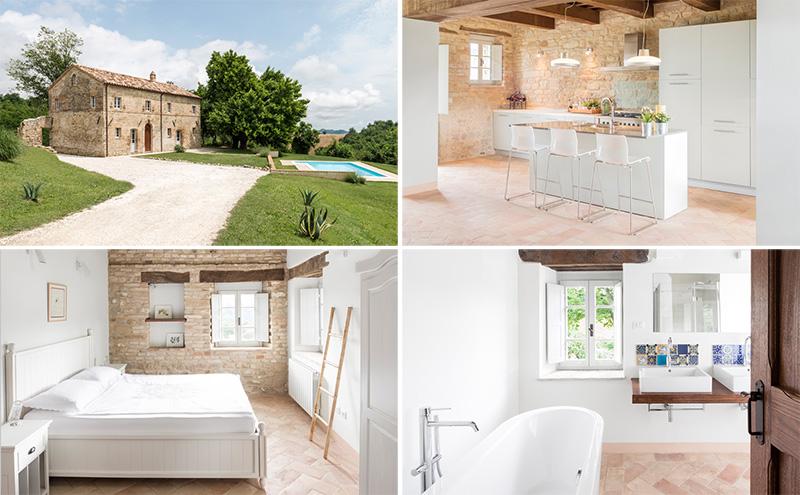 Montelparo Villa Transformation By Roy David Studio Design