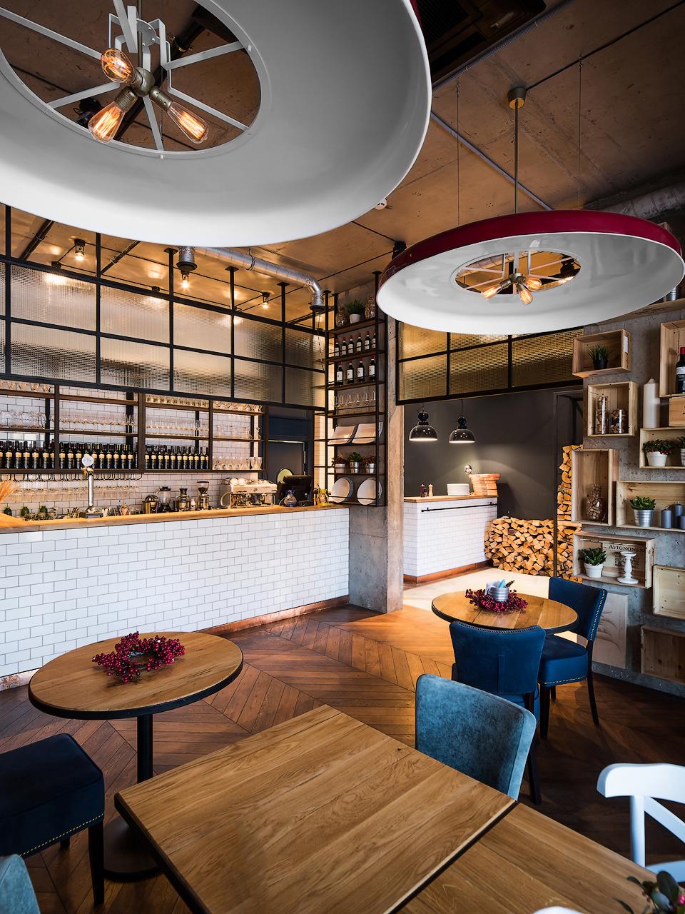 Otto Pizza Wine By Art Gl Ck Design