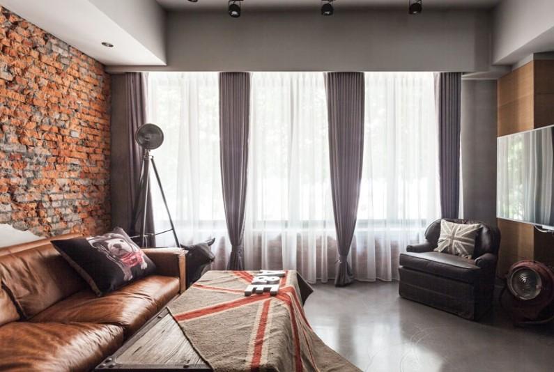 Living-room-design-apartment-in-Taipei-Taiwan